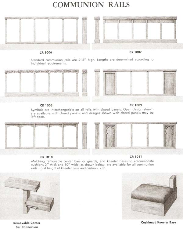 Communion Rails page 2